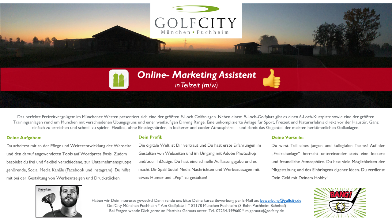 Online- Marketing Assistent