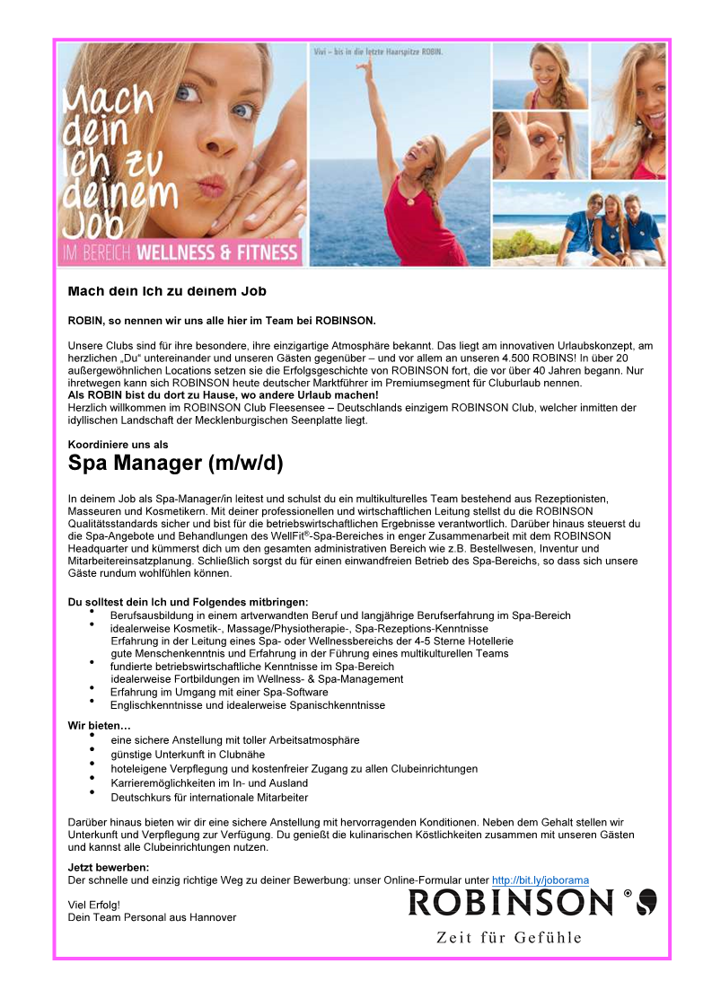 Spa-Manager