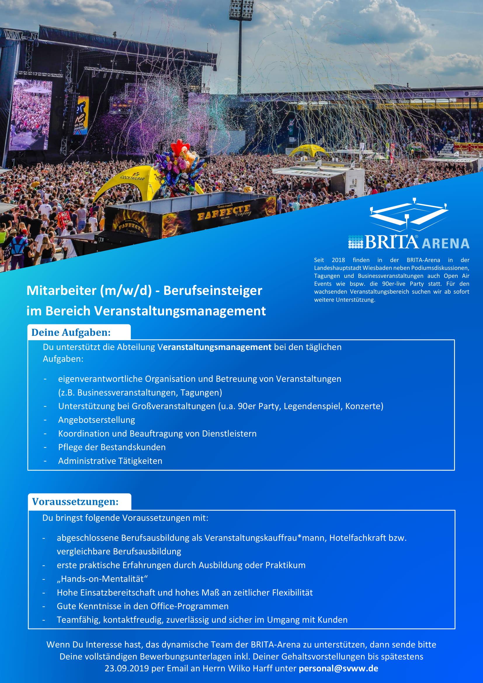 190830_Ausschreibungsplakat_Event-Management_August_2019-1