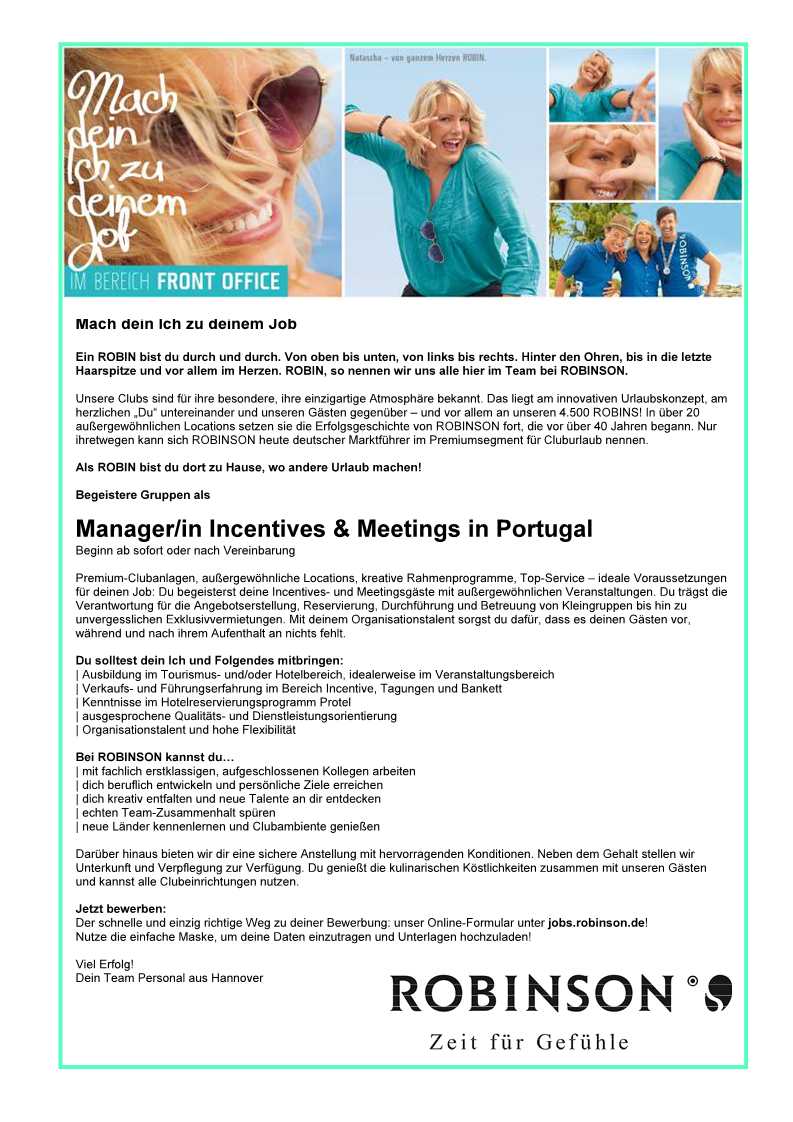 Manager Incentives & Meetings QR